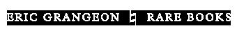 ERIC GRANGEON Logo